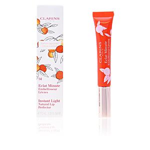 Lip balm ECLAT MINUTE embellisseur lèvres Clarins