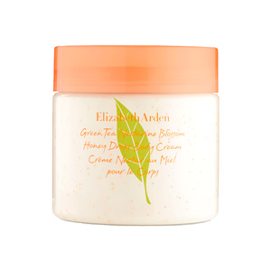 Body moisturiser GREEN TEA NECTARINE honey drops body cream