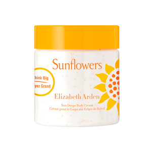 Idratante corpo SUNFLOWERS sun drops body cream Elizabeth Arden