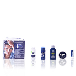 Kit di Cosmetici NIVEA MEN MINI TRAVEL LOTTO Nivea
