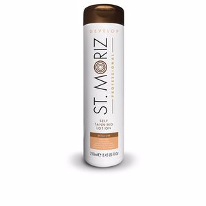 Body TANNING lotion #medium St. Moriz