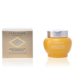 Make-up remover DIVINE IMMORTELLE baume démaquillant L'Occitane