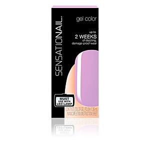 SENSATIONAIL gel color #heirloom lilac