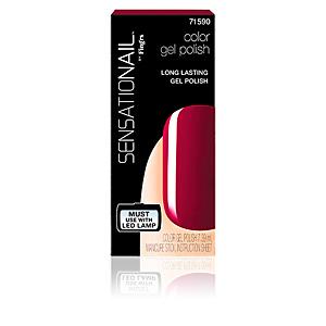 SENSATIONAIL gel color #sugar plum