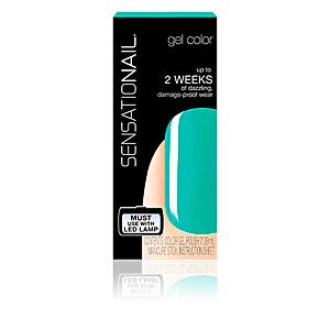 SENSATIONAIL gel color #island oasis