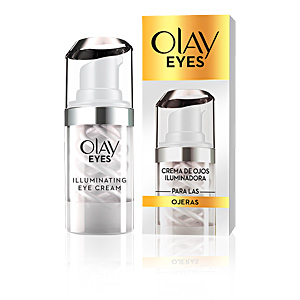EYES crema ojos iluminadora anti-ojeras 15 ml