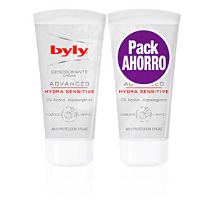 Déodorant ADVANCE SENSITIVE DEODORANT CREAM COFFRET Byly