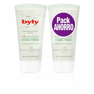 Badezimmer Geschenk-Sets ADVANCE FRESH DEODORANT CREAM SET Byly