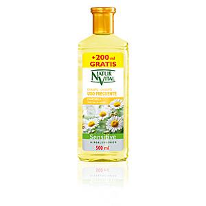 Shampooing hydratant SENSITIVE champú camomila Naturaleza Y Vida