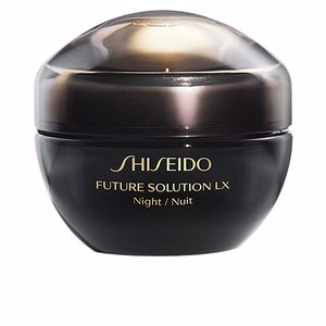 Flash effect FUTURE SOLUTION LX total regenerating night cream Shiseido