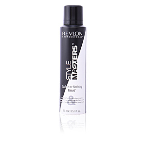Volumizing shampoo STYLE MASTERS double or nothing reset Revlon