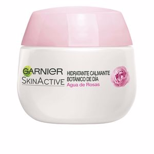Anti aging cream & anti wrinkle treatment SKINACTIVE AGUA DE ROSAS crema hidratante calmante Garnier