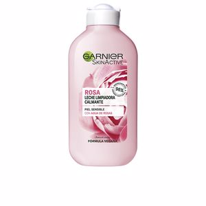Cleansing milk SKINACTIVE AGUA DE ROSAS leche limpiadora Garnier
