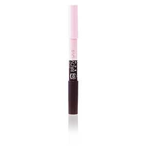 Bourjois, BROW DUO  SCULPT eye pencil #022-chestnut