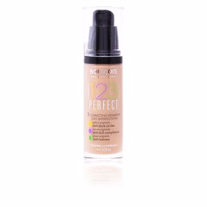 Base de maquillaje 123 PERFECT liquid foundation Bourjois