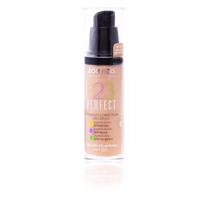 Fondation de maquillage 123 PERFECT liquid foundation Bourjois