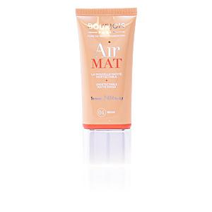 Foundation makeup AIR MAT fond de teint 24H Bourjois