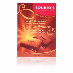 DÉLICE DE POUDRE bronzing powder #51-peaux claires