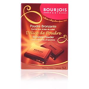 DÉLICE DE POUDRE bronzing powder #52-peaux mates