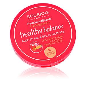 HEALTHY BALANCE unifying powder #56-halé clair