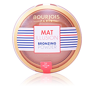 Polvos bronceadores MAT ILLUSION bronzing powder Bourjois