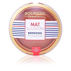 Bronzing powder MAT ILLUSION bronzing powder Bourjois