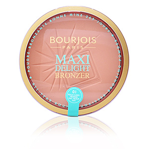 Bronzing powder MAXI DELIGHT bronzer powder Bourjois