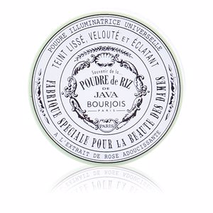 Loose powder POUDRE DE RIZ DE JAVA poudre illuminatrice universelle Bourjois