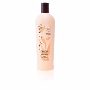 Champú antirrotura SWEET ALMOND OIL long & healthy shampoo Bain De Terre