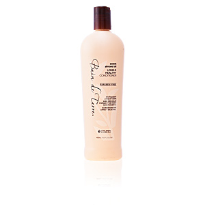 Hair repair conditioner SWEET ALMOND OIL long & healthy conditioner Bain De Terre