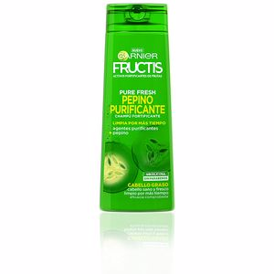 FRUCTIS PURE FRESH pepino purificante champú 360 ml
