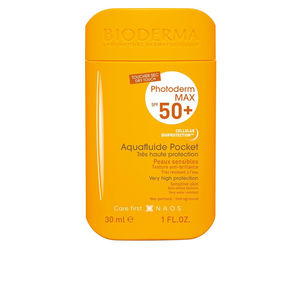Faciais PHOTODERM MAX aquafluide pocket SPF50+ Bioderma