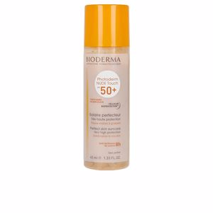 Facial PHOTODERM nude touch SPF50+ Bioderma