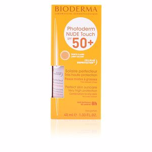 Facial PHOTODERM nude touch SPF50+