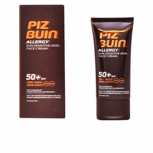Faciais ALLERGY face cream SPF50+ Piz Buin