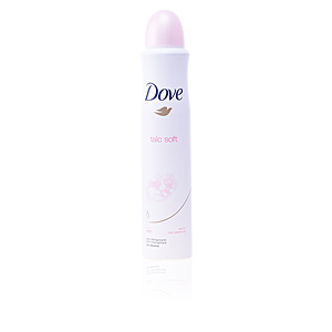 Deodorant TALC SOFT 0% deodorant spray Dove