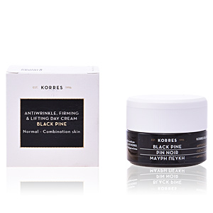 Tratamiento Facial Reafirmante BLACK PINE Day Cream N-C Korres