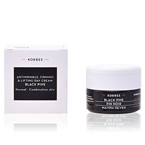 Skin tightening & firming cream  BLACK PINE Day Cream N-C Korres