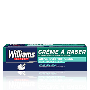 Mousse à raser ICE FRESH menthol shaving cream Williams