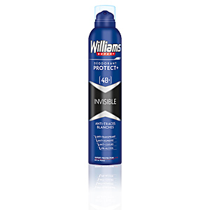 Desodorante INVISIBLE 48H deodorant spray Williams