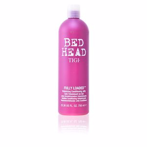 Shiny hair products BED HEAD FULLY LOADED volumizing conditioner Tigi