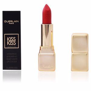 Rouges à lèvres KISSKISS matte Guerlain