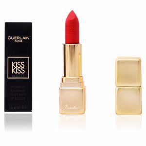 Lipsticks KISSKISS matte Guerlain