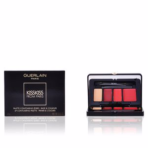 KISSKISS palette contouring lèvres #red passion coll