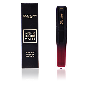 INTENSE LIQUID MATTE lip colour #m69-attractive plum