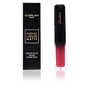 Lipsticks INTENSE LIQUID MATTE lip colour Guerlain