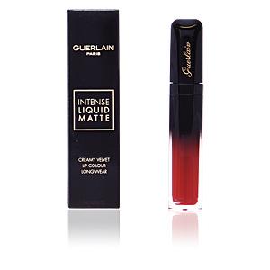 INTENSE LIQUID MATTE lip colour #m27-addictive burgundy