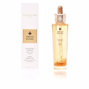 Skin tightening & firming cream  ABEILLE ROYALE huile-en-eau jeunesse