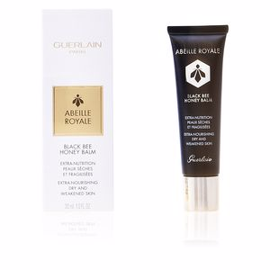 Creme antirughe e antietà ABEILLE ROYALE black bee honey balm Guerlain