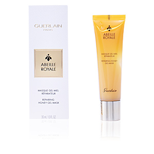 Anti aging cream & anti wrinkle treatment ABEILLE ROYALE masque gel miel réparateur Guerlain